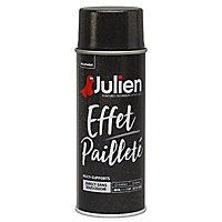 Peinture multi-supports en aérosol Julien effet pailleté 400ml
