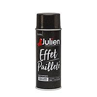 Peinture multi-supports en aérosol Julien effet pailleté cuivre 400ml