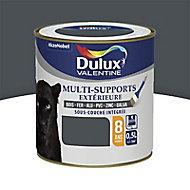 Peinture multi-supports extérieur Dulux Valentine gris sombre 0,5L