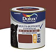 Peinture multi-supports extérieur Dulux Valentine ton bois 0,5L