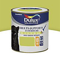 Peinture multi-supports extérieur Dulux Valentine vert anis satin 2L