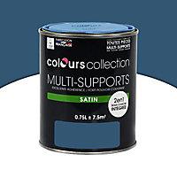 Peinture multi-supports Nocturne Satin 0,75L