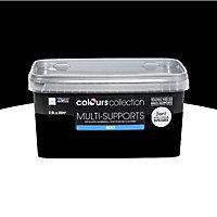 Peinture multi-supports Noir Mat 2,5L
