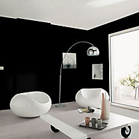 Peinture multi-supports Noir Satin 0,75L