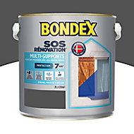 Peinture multi-supports SOS Rénovation 2L anthracite