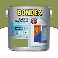Peinture multi-supports SOS Rénovation 2L olivier