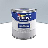 Peinture murs et boiseries Dulux Valentine Couture fil d'argent satiné 1L