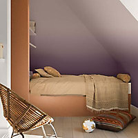 Peinture murs et boiseries Dulux Valentine Couture pur cachemire satiné 2L