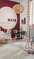 Peinture murs et boiseries GoodHome beige Puebla satin 2,5L