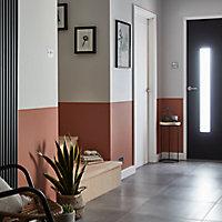 Peinture murs et boiseries GoodHome gris Hempstead satin 2,5L