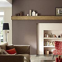 Peinture murs et boiseries Tollens Flamant Poivre noir Mat 0,5L