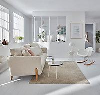 Peinture murs, plafonds et boiseries Dulux Valentine 98% monocouche blanc mat 10L + 20% gratuit
