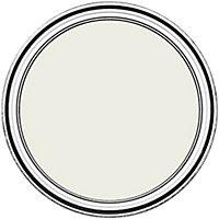 Peinture pour meubles Rust-Oleum blanc antique effet poudré mat intense 2,5L