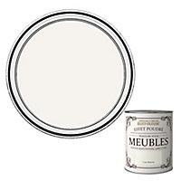 Peinture pour meubles Rust-Oleum craie blanche effet poudré mat intense 125ml