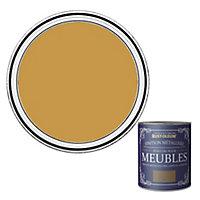 Peinture pour meubles Rust-Oleum or finition métallisée 0,75L