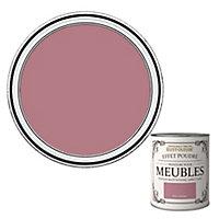 Peinture pour meubles Rust-Oleum rose antique effet poudré mat intense 125ml