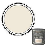 Peinture pour meubles Rust-Oleum sable effet poudré satin 125ml