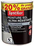 Peinture pour sol ultra résistante rivet satin Syntilor 2,5L + 20% gratuit