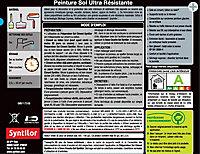 Peinture pour sol ultra résistante rivet satin Syntilor 2,5L