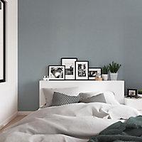 Peinture résistante murs, boiseries et métal GoodHome gris Delaware mat 2,5L