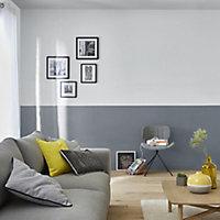 Peinture résistante murs, boiseries et métal GoodHome gris Hamptons mat 2,5L