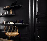 Peinture résistante murs, boiseries et métal GoodHome noir Liberty satin 2,5L