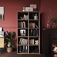 Peinture résistante murs, boiseries et métal GoodHome rouge Fulham mat 2,5L