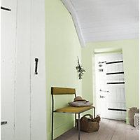 Peinture résistante murs, boiseries et métal GoodHome vert Galway mat 2,5L