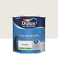 Peinture salle de bain Dulux Valentine porcelaine satin 2,5L