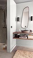 Peinture salle de bains GoodHome blanc Alberta satin 2,5L