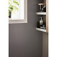 Peinture salle de bains GoodHome gris Hamilton satin 2,5L