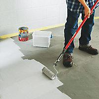 Peinture sol intérieur extérieur trafic extrême V33 gris clair 2,5L + 20% gratuit