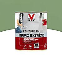 Peinture sol intérieur extérieur trafic extrême V33 mousse 500 ml