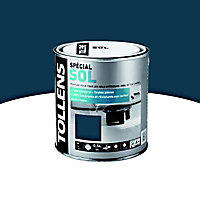 Peinture sol intérieur Tollens anthracite 0,5L