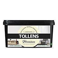 Peinture Tollens premium murs, boiseries et radiateurs maison d'hôtes satin 2,5L