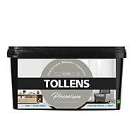 Peinture Tollens premium murs, boiseries et radiateurs so chic mat 2,5L