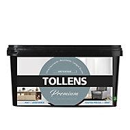 Peinture Tollens premium murs, boiseries et radiateurs vert poétique mat 2,5L