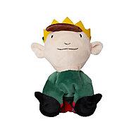 Peluche animée elfe ami