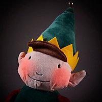 Peluche animée elfe