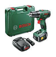 Perceuse-visseuse sans fil Bosch PSR 1800 LI-2, 1 batterie 1,5 Ah