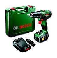 Perceuse visseuse sans fil BoschPSR1800LI-2 18V-1,5Ah