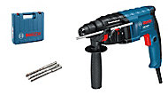 Perforateur BoschBleu GBH2/20D 650W, 1.7J