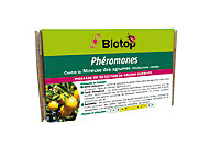 Phéromones contre mineuse des agrumes Biotop (2 capsules)