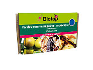 Phéromones contre vers des pommes et poires, carpocapse Biotop (2 capsules)