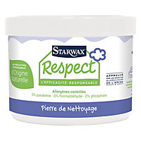 Pierre de nettoyage Starwax Respect 375g