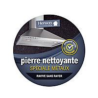 Pierre nettoyante spéciale métaux Henson Gerlon 300g