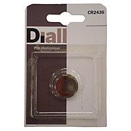 Pile CR2430 DIALL