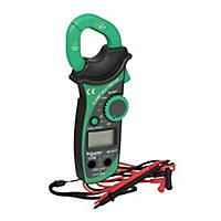 Pince de mesure ampèremétrique numérique Cat III - 600 V, Thorsman
