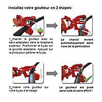 Pince goutteurs K'LIPTX