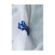 Pince pour voile d'hivernage (12 pièces)